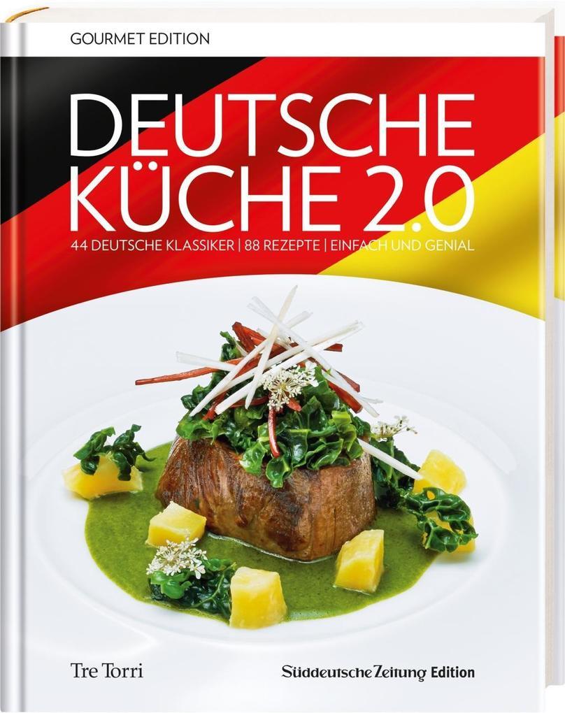 SZ Gourmet Edition: Deutsche Küche 2.0 als Buch