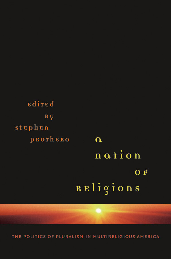 A Nation of Religions als eBook Download von