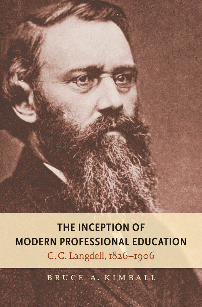 The Inception of Modern Professional Education ...