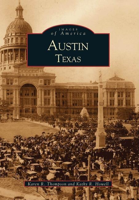 Austin, Texas als Taschenbuch