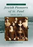 Jewish Pioneers of St. Paul, 1849-1874