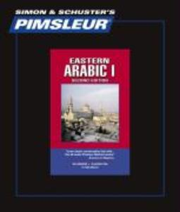 Pimsleur Arabic (Eastern) Level 1 CD: Learn to Speak and Understand Eastern Arabic with Pimsleur Language Programs als Hörbuch