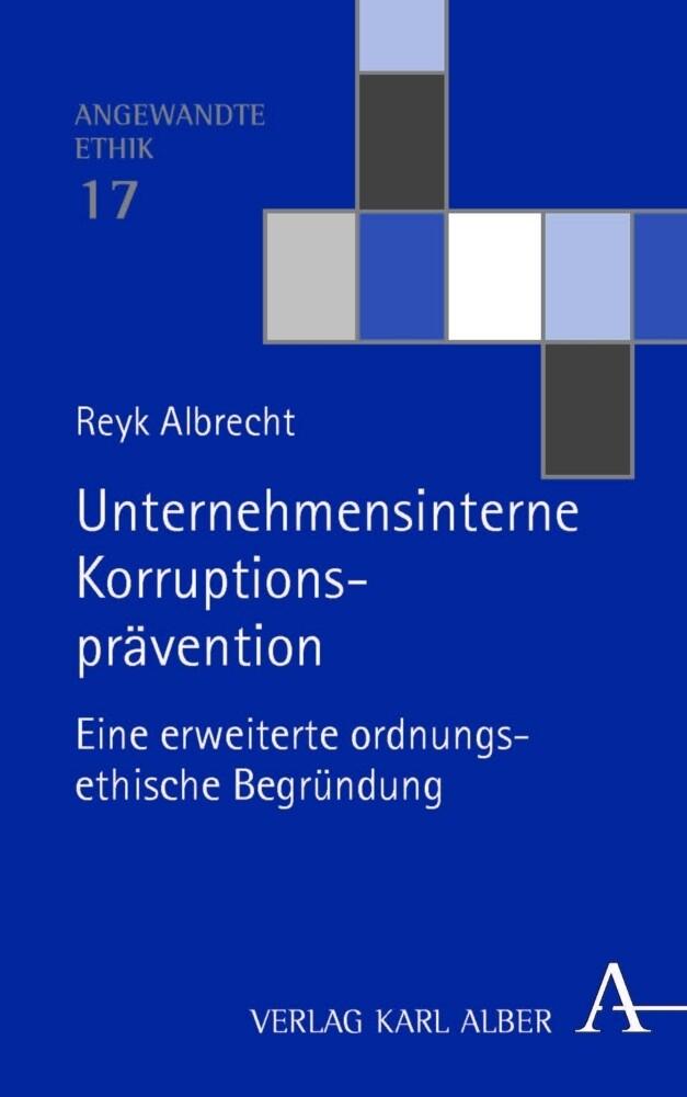 Unternehmensinterne Korruptionsprävention als Buch (gebunden)