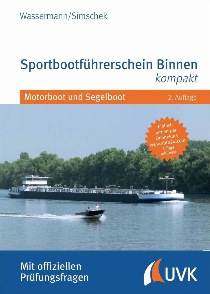Sportbootführerschein Binnen kompakt als Buch v...
