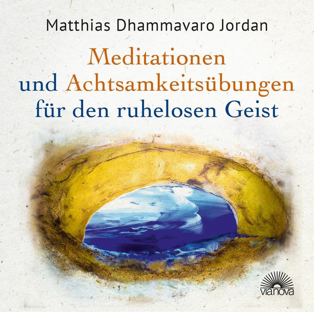 Mediationen und Achtsamkeitsübungen für den ruh...