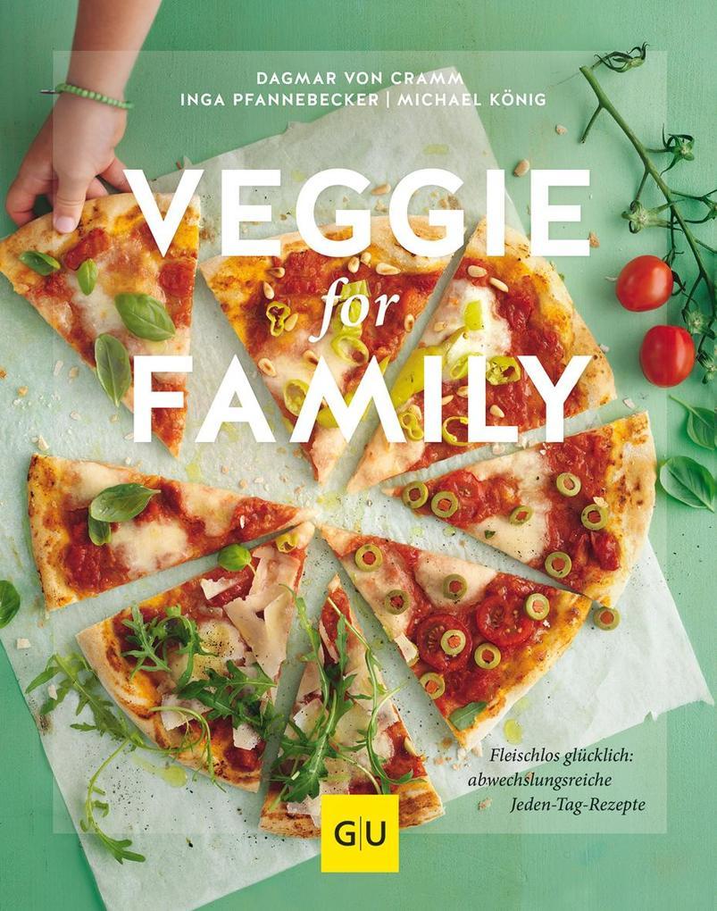 Veggie for Family als Buch