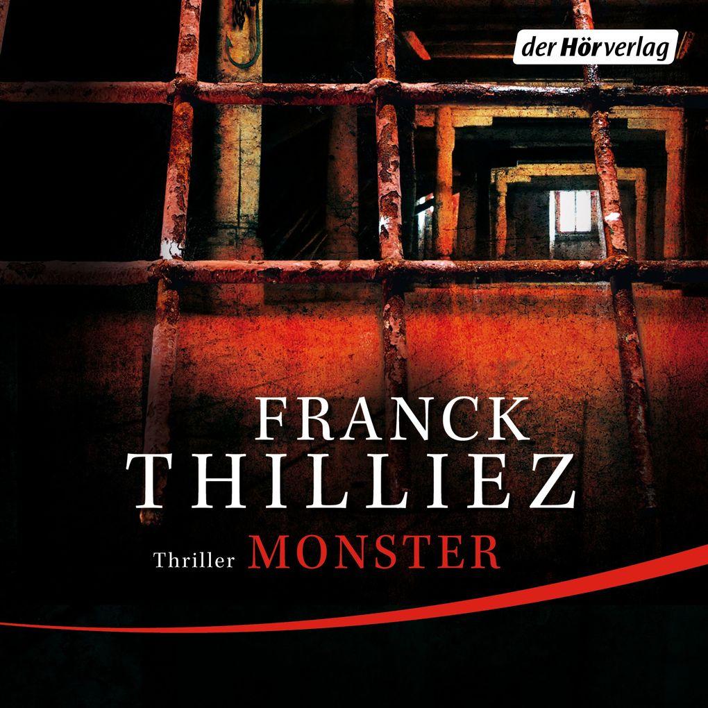 Monster als Hörbuch Download von Franck Thilliez