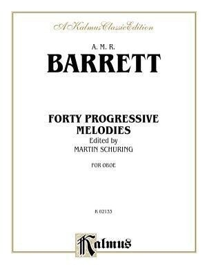 Forty Progressive Studies als Taschenbuch