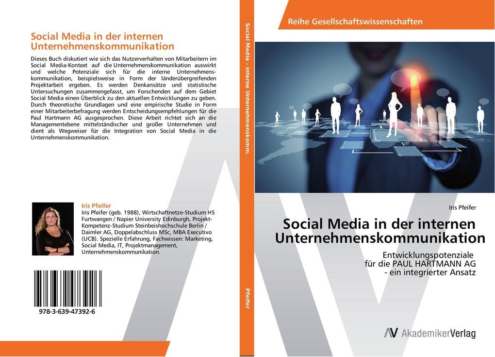 Social Media in der internen Unternehmenskommun...