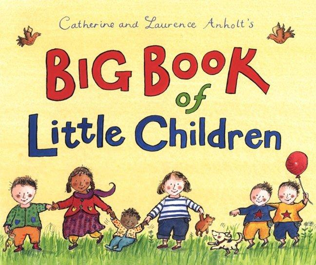 Big Book of Little Children als Buch