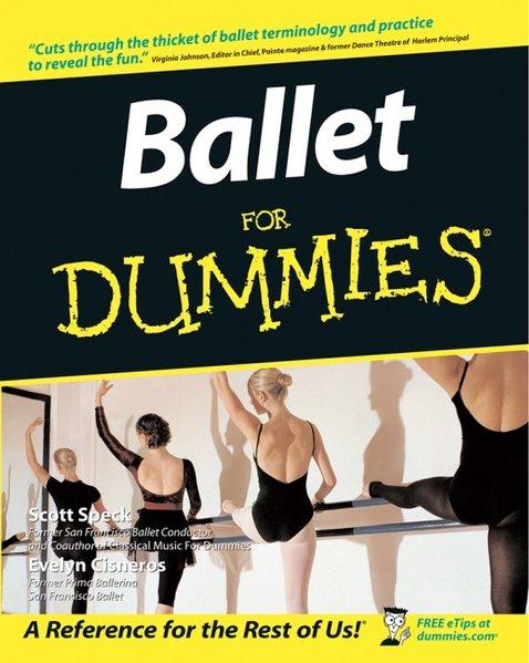 Ballet For Dummies als Buch