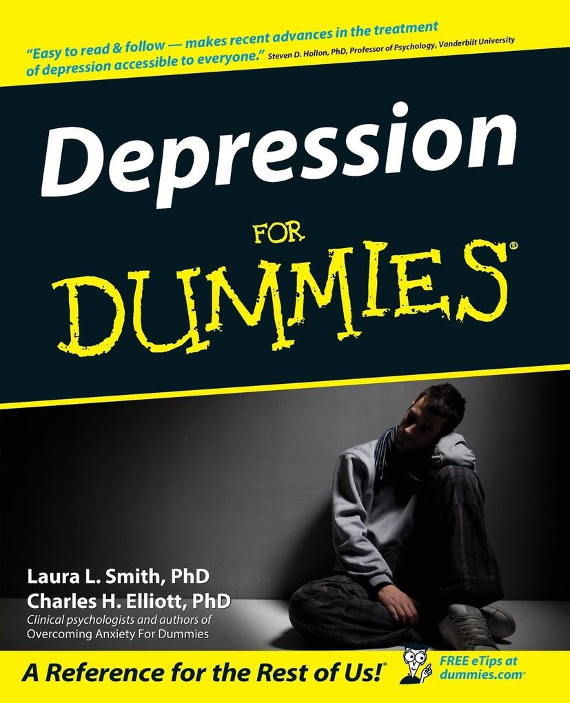 Depression for Dummies als Buch