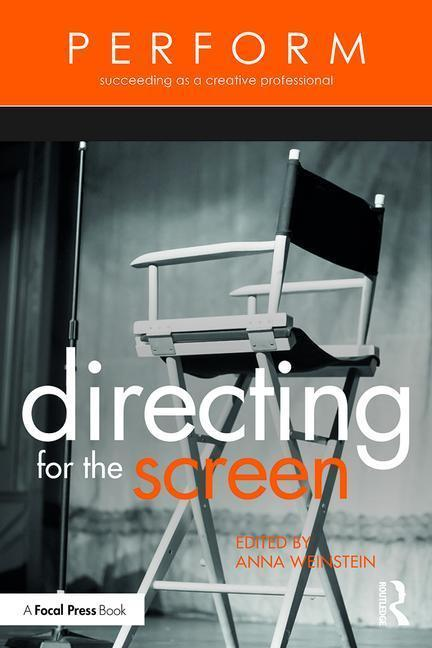 Directing for the Screen als Buch von Anna Wein...