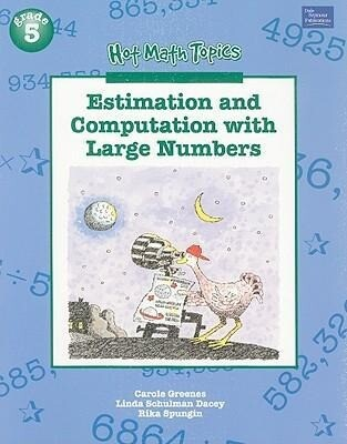 Hot Math Topics Grade 5: Estimating & Large Numbers Copyright 2001 als Taschenbuch