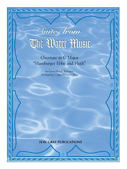 "Suite from the Water Music: Overture in C Major ""Hamburger Ebbe and Fluth"" als Spielwaren"