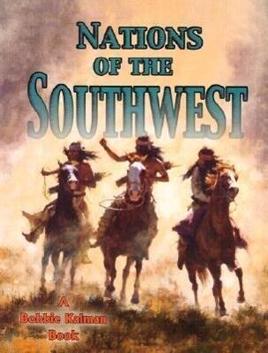 Nations of the Southwest als Taschenbuch