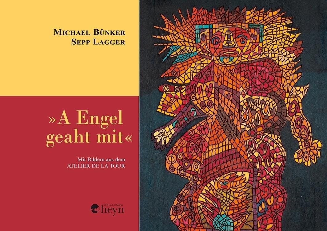 A Engl geaht mit als Buch von Michael Bünker, S...