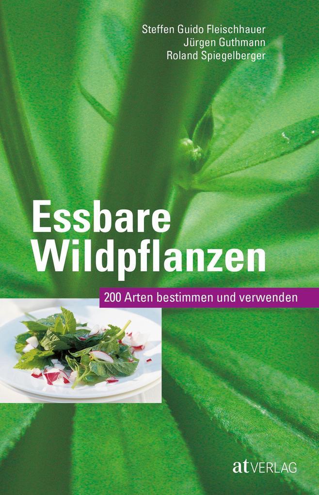 Essbare Wildpflanzen Ausgabe als Buch