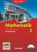Bigalke/Köhler: Mathematik Sekundarstufe II. Bd. 02. Schülerbuch mit CD-ROM. Brandenburg