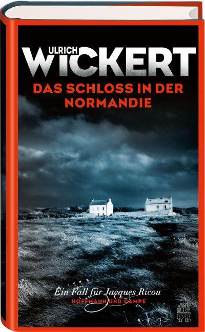 Das Schloss in der Normandie als Buch (gebunden)