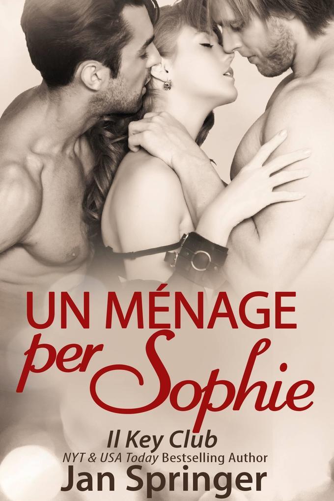 Un ménage per Sophie als eBook
