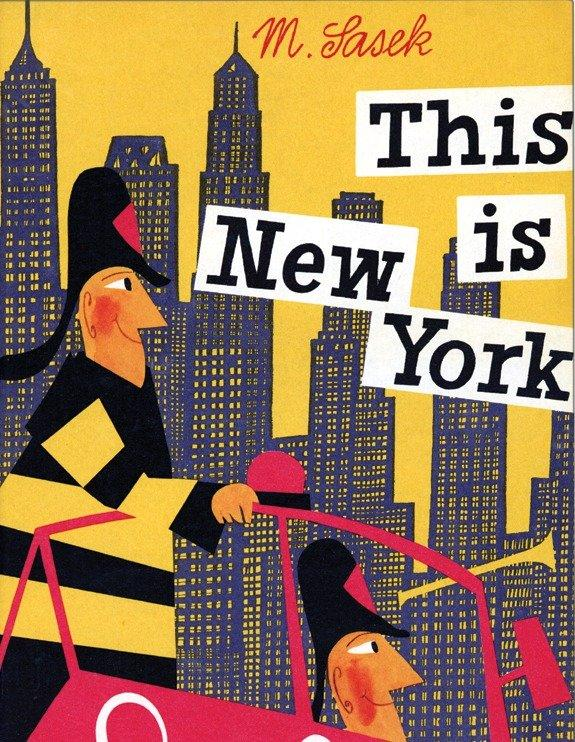 This is New York als Buch