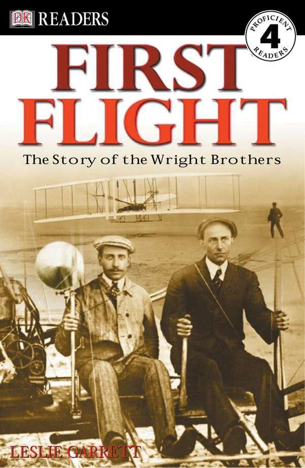 First Flight: The Story of the Wright Brothers als Taschenbuch
