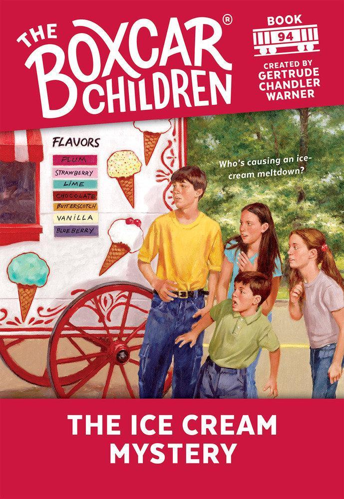 The Ice Cream Mystery als Taschenbuch