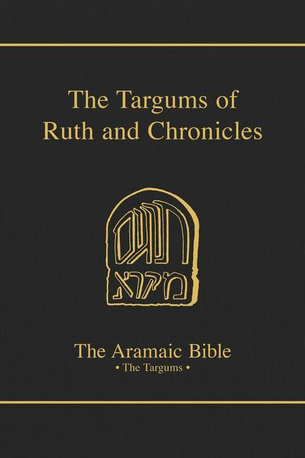 The Targums of Ruth and Chronicles als Buch
