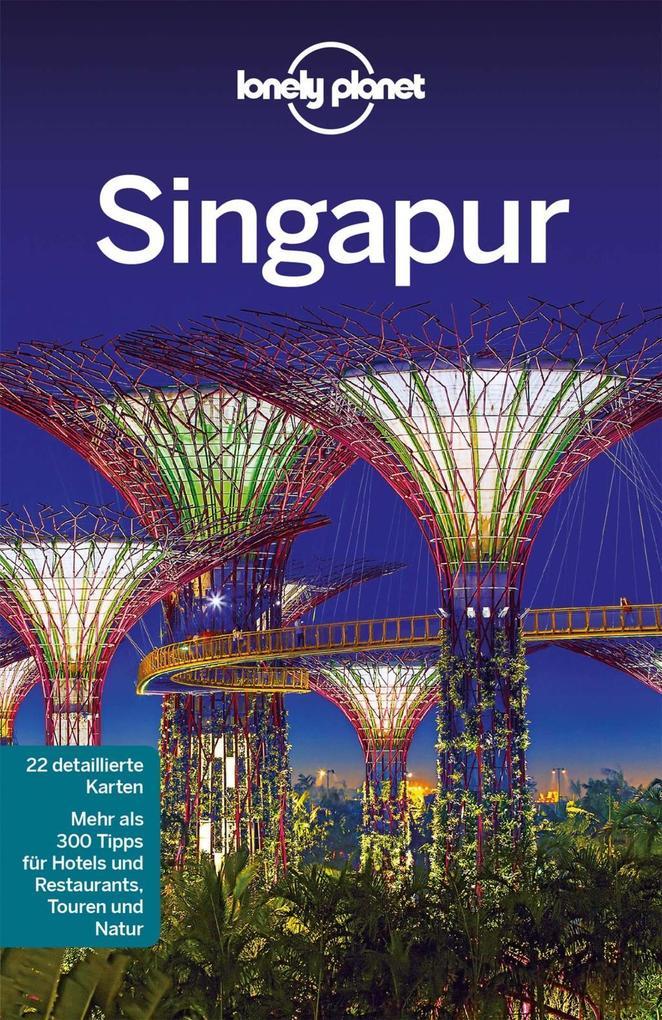 Lonely Planet Reiseführer Singapur als eBook