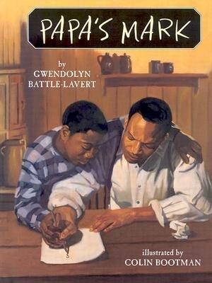 Papa's Mark als Buch