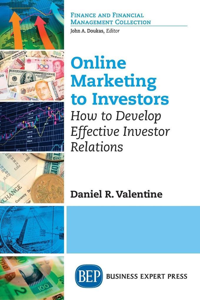 Online Marketing to Investors als Buch von Dani...