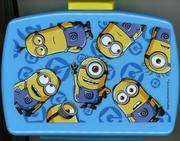 Minions Brotdose, Premium, Movie, PP, Bulk