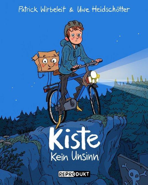 Kiste - Kein Unsinn als Buch von Patrick Wirbeleit