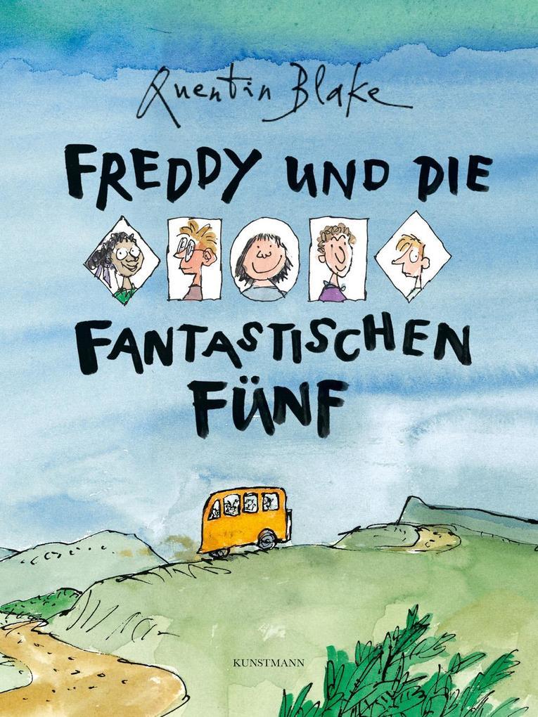 Freddy und die fantastischen Fünf als Buch von ...