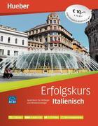 Erfolgskurs Italienisch. Paket: 2 Übungsbücher + 4 Audio-CDs + 2 CD-ROMs