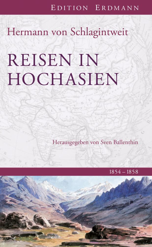 Reisen in Hochasien als Buch von Hermann von Sc...