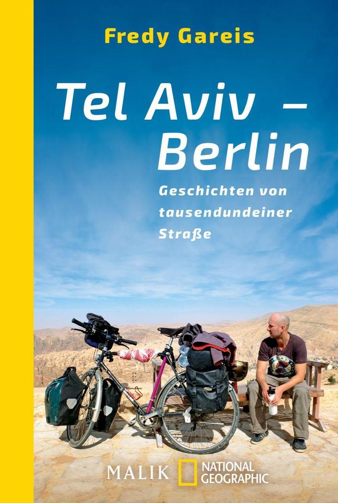 Tel Aviv - Berlin als Taschenbuch