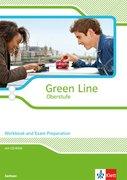Green Line Oberstufe. Klasse 11/12. Workbook and Exam preparation mit CD-ROM. Ausgabe 2015. Sachsen