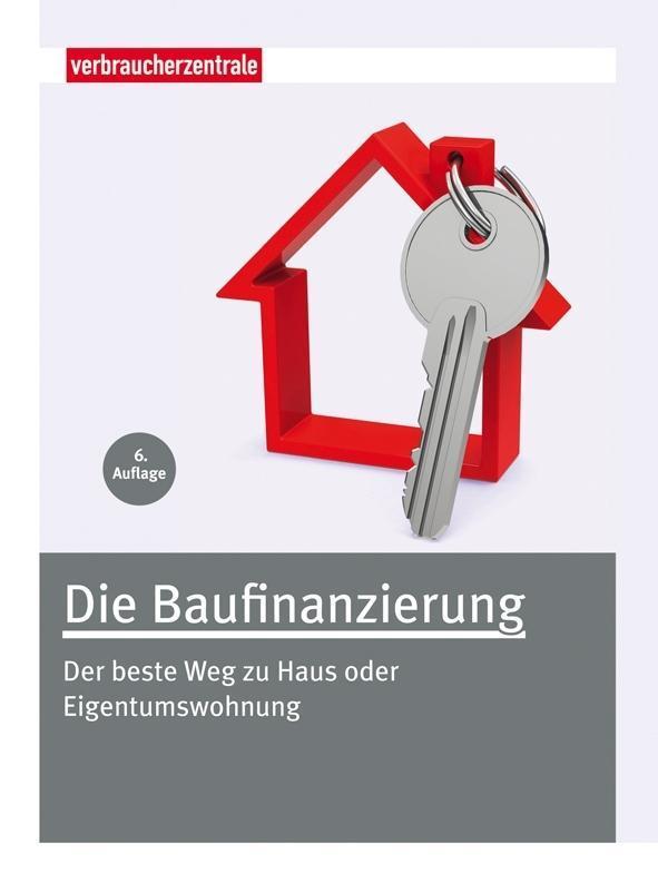 Die Baufinanzierung als Buch von Thomas Hammer