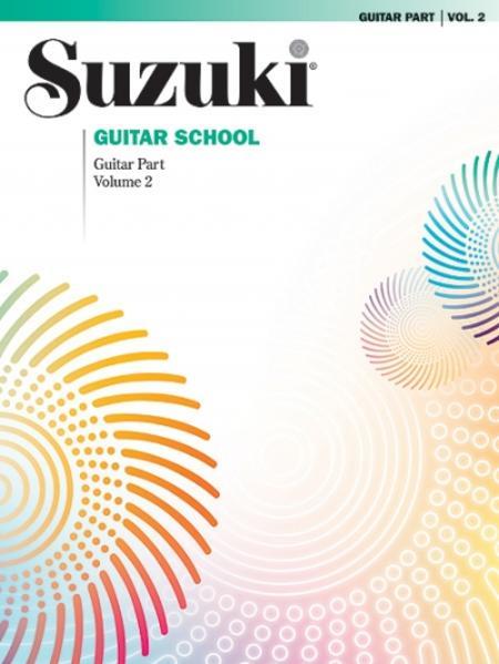 Suzuki Guitar School, Vol 2: Guitar Part als Buch