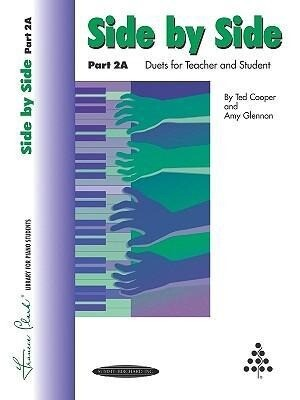 Side by Side Part 2A: Duets for Teacher and Student als Taschenbuch