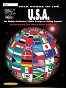 Strings Around the World -- Folk Songs of the U.S.A.: Viola