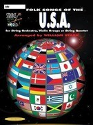 Strings Around the World -- Folk Songs of the U.S.A.: Cello