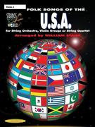 Strings Around the World -- Folk Songs of the U.S.A.: Violin 3