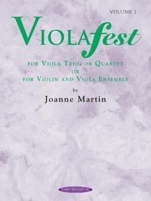 Violafest, Vol 2 als Taschenbuch