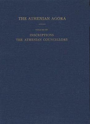Inscriptions: The Athenian Councillors als Buch