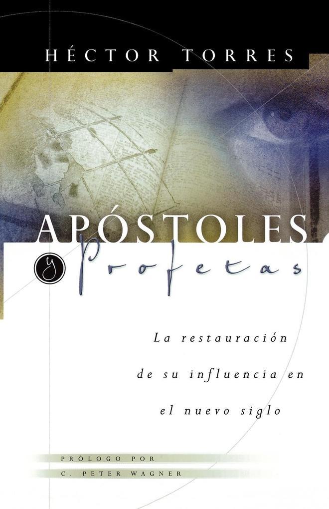 Apostoles Profetas als Taschenbuch