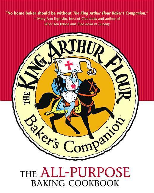 The King Arthur Flour Baker's Companion: The All-Purpose Baking Cookbook als Buch