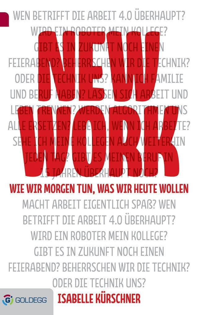 New Work als Buch